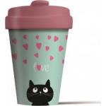 Κούπα Bamboo Cup - Kitty Love