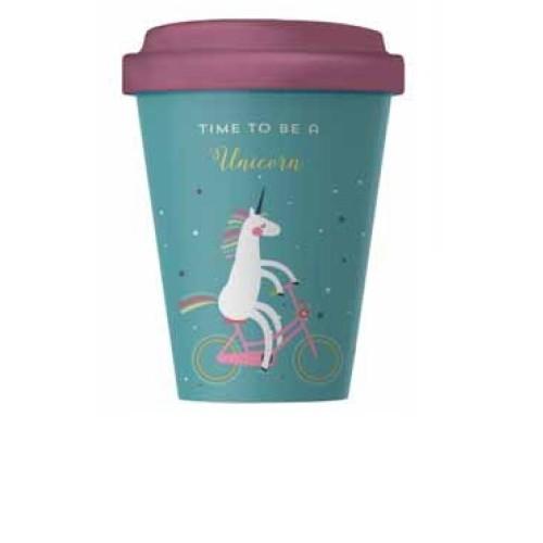 Κούπα Bamboo Cup - Time for Unicorns
