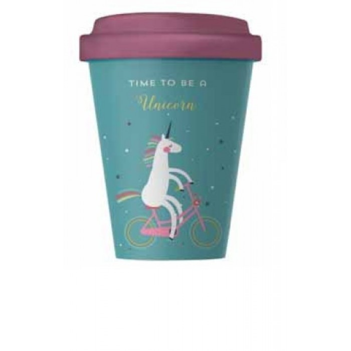 Bamboo Cup - Time for Unicorns Bamboo Cups 567844445
