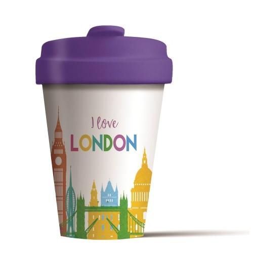 Κούπα Bamboo Cup  London Skyline