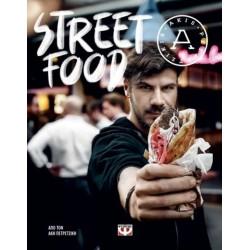 STREET FOOD. Το νέο βιβλίο συνταγών από τον #1 αγαπημένο σεφ Άκη Πετρετζίκη!
